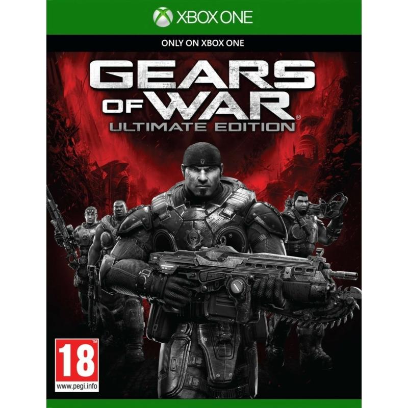 Gears Of War Ultimate Edition + 2 db ajándék DLC