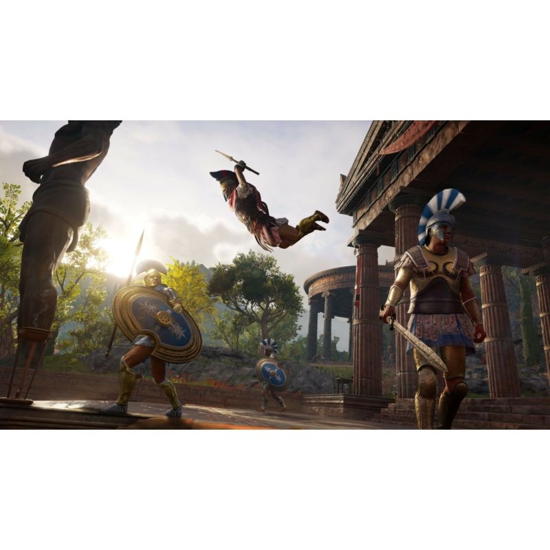 Assassin's Creed Odyssey (PS4)