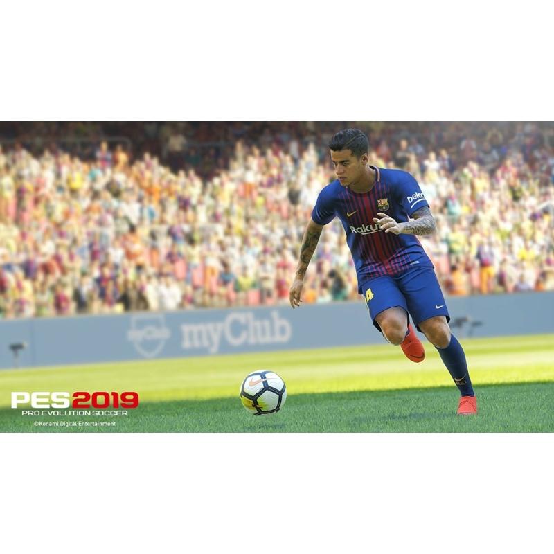 Pro Evolution Soccer 2019 (PES 2019) (Xbox One)