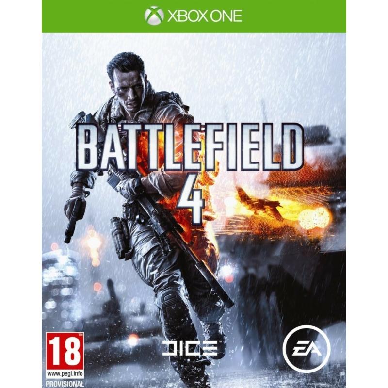 Battlefield 4 + Ajándék póló