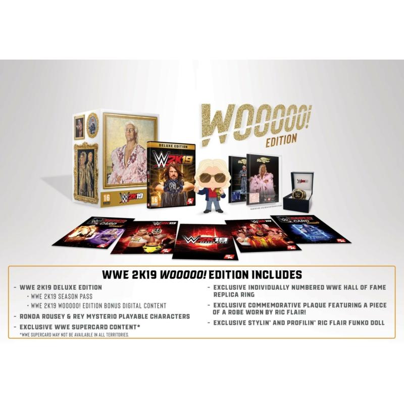 WWE 2K19 Wooooo! Edition (Xbox One)