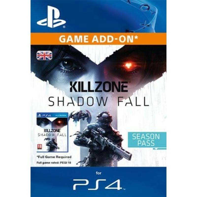 Killzone Shadow Fall Szezonbérlet (HU letöltőkód!)