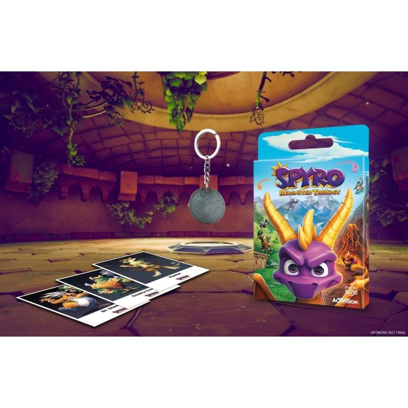 Spyro Reignited Trilogy (PS4) + Előrendelői ajándékok