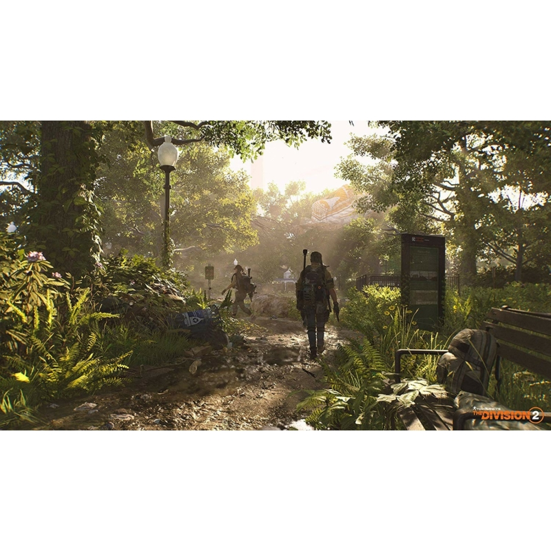 Tom Clancy's The Division 2 Gold Edition (PS4)