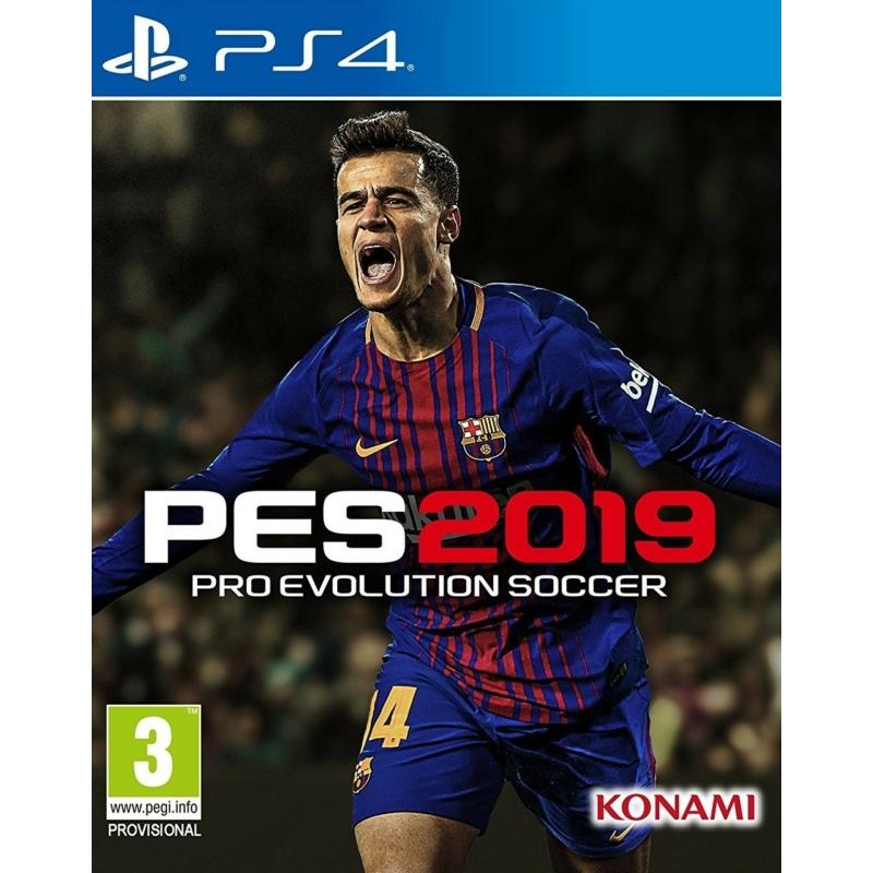 Pro Evolution Soccer 2019 (PES 2019) (PS4)