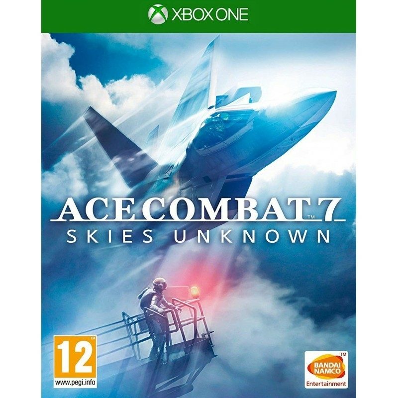 Ace Combat 7: Skies Unknown Strangereal Edition (Xbox One)