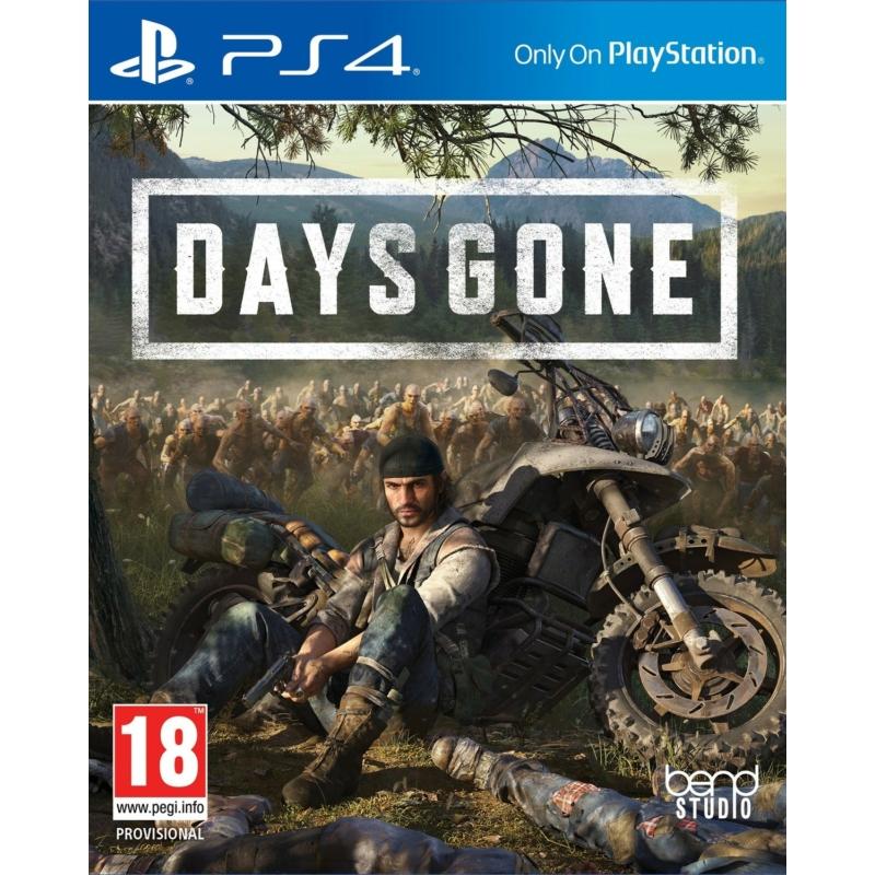 Days Gone (PS4) + Előrendelői ajándék