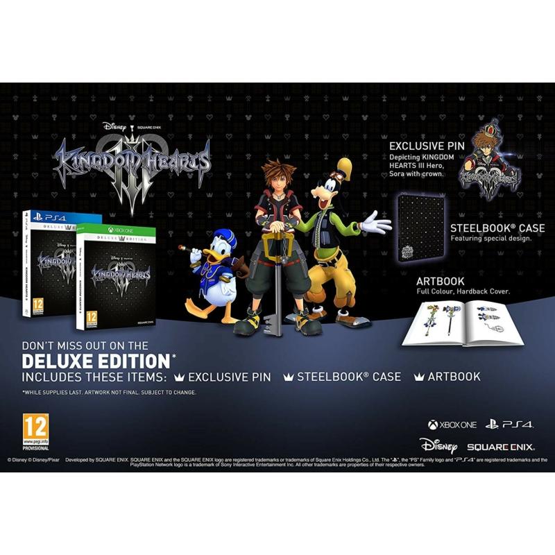 Kingdom Hearts III (Xbox One)