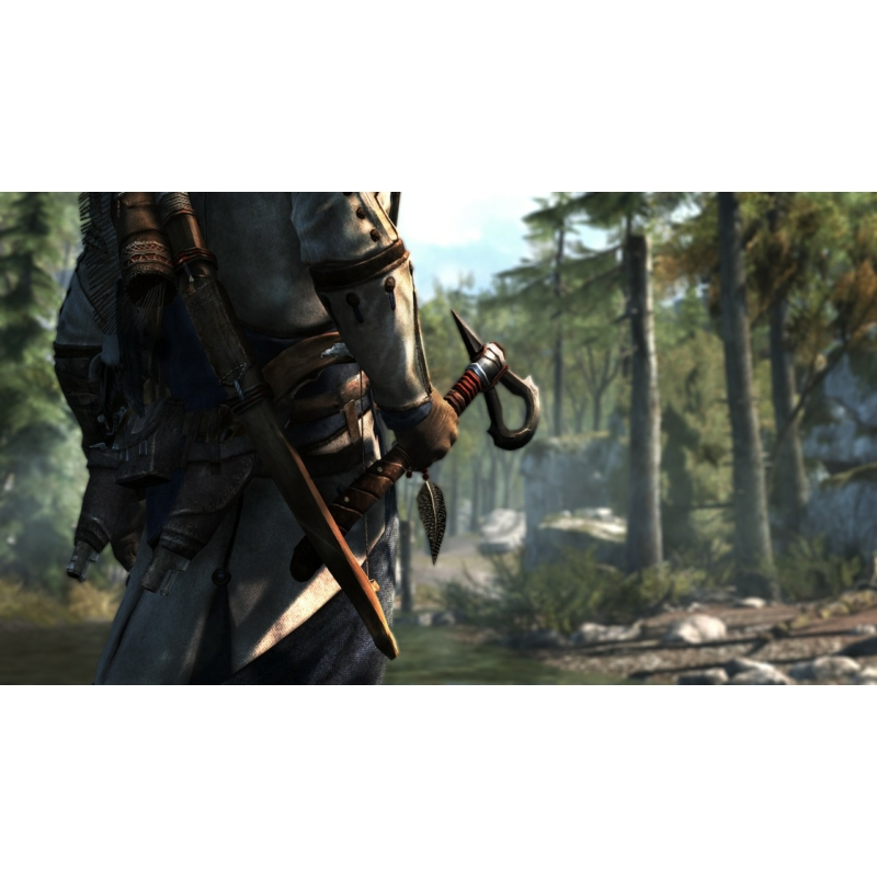 Assassin's Creed III + Liberation Remastered (Switch)