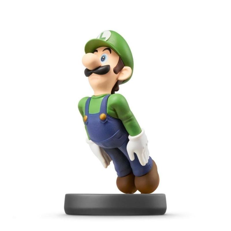 Amiibo Luigi kiegészítő figura