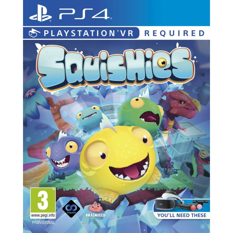 Squishies VR (PS4)
