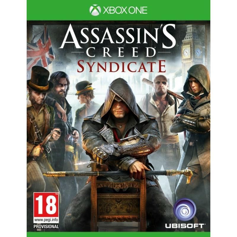 Assassin's Creed Syndicate + Póló + Poszter