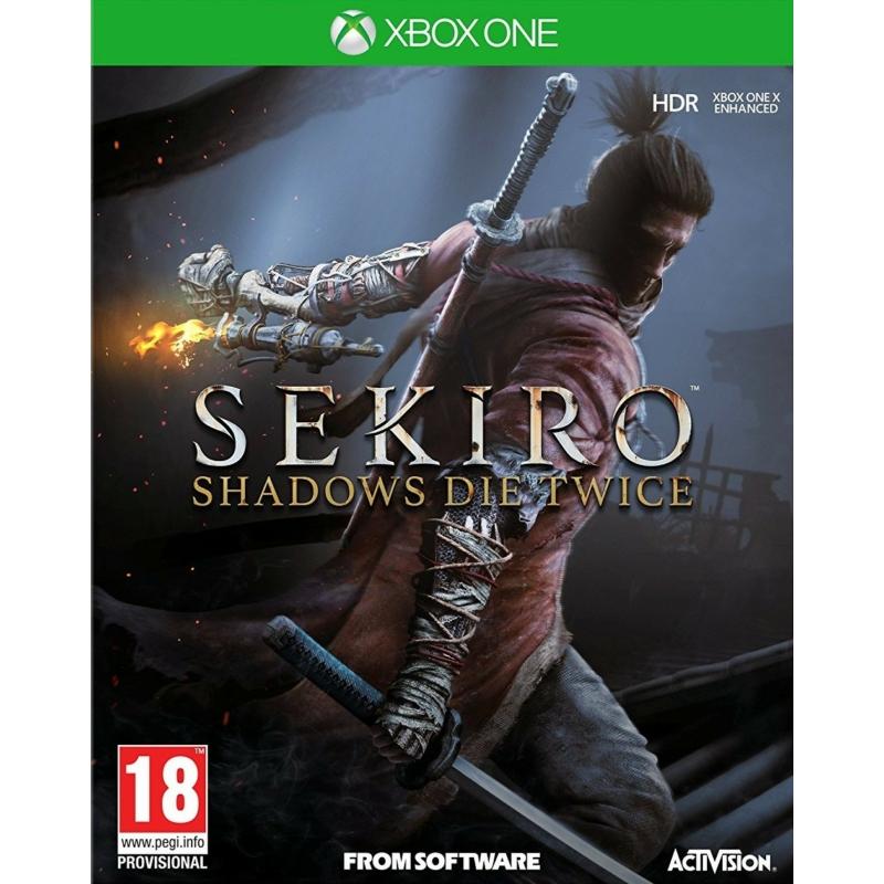 Sekiro Shadows Die Twice (Xbox One)