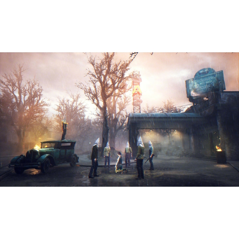 The Sinking City (Xbox One) + Előrendelői ajándék