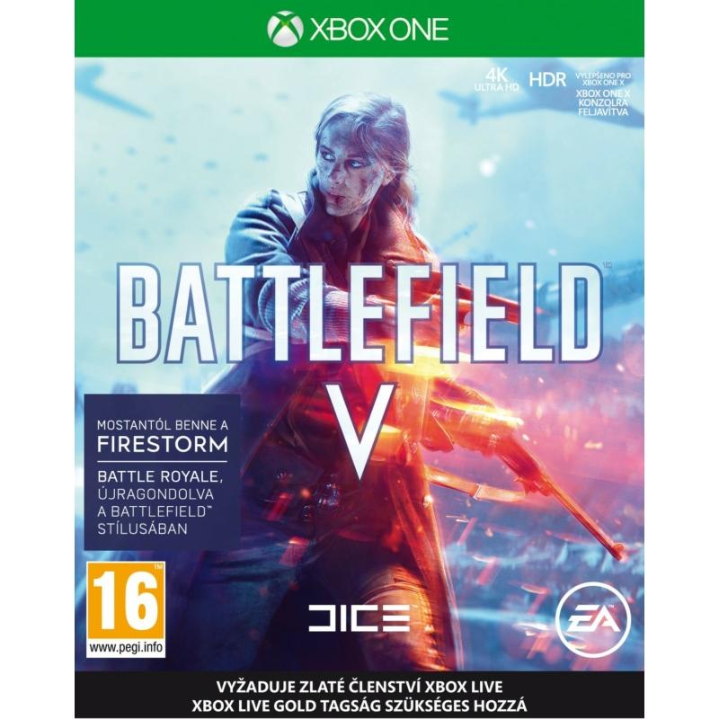 Battlefield V (használt) (Xbox One)