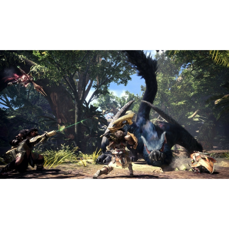 Monster Hunter World: Iceborn Master Edition (Xbox One)