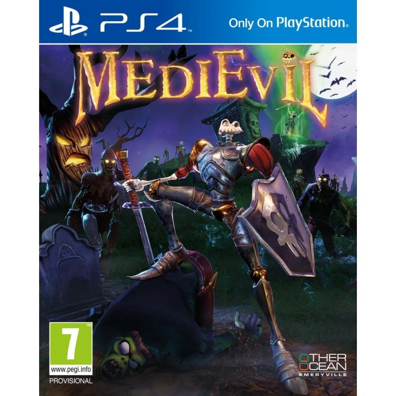 Medievil Remastered (PS4)