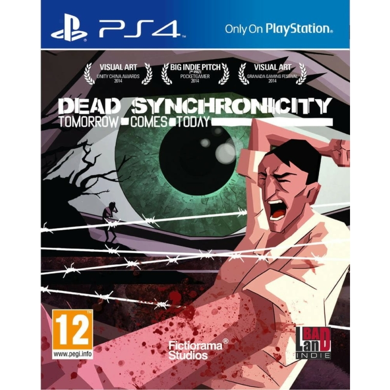 Dead Synchronicity Tomorrow comes Today (PS4)
