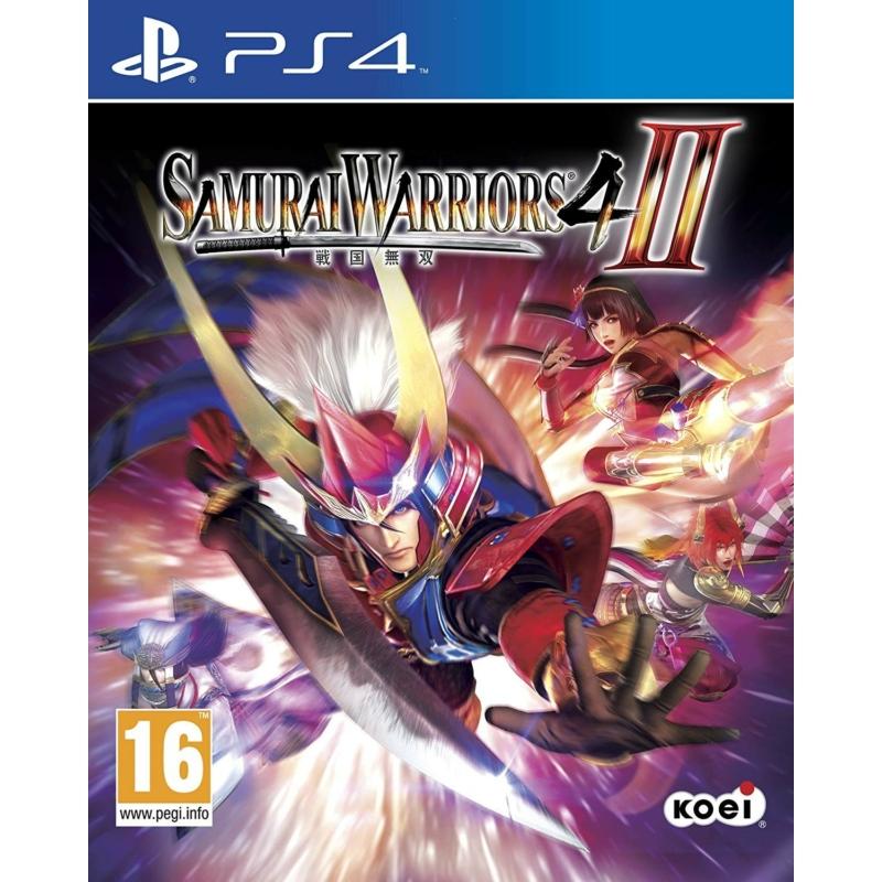 Samurai Warriors 4 II (PS4) (használt)