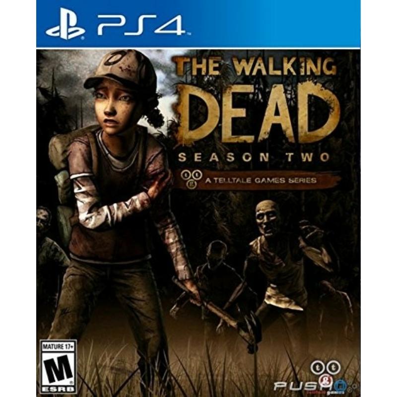 The Walking Dead Season Two (PS4) (használt)
