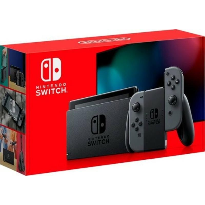 Nintendo Switch (Szürke)