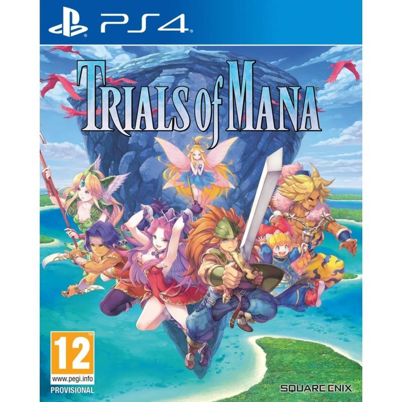 Trials of Mana (PS4)