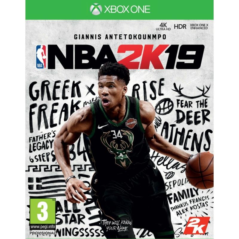 NBA 2K19 (Xbox One) + előrendelői ajándék