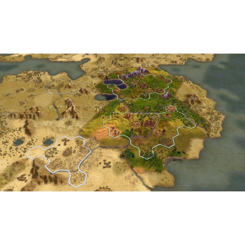 Sid Meier's Civilization VI (PS4)