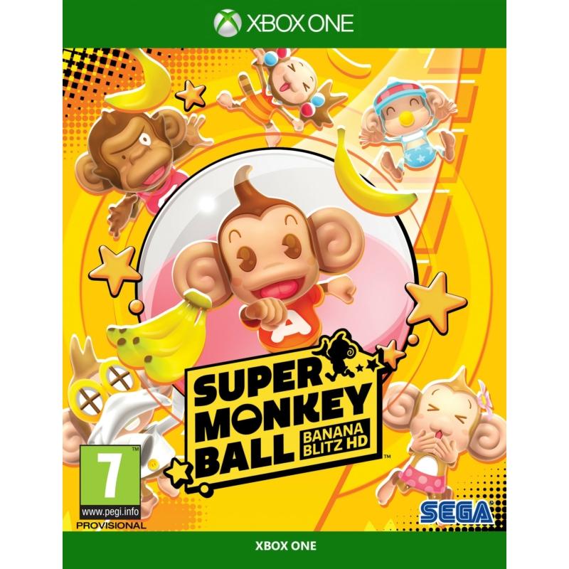 Super Monkey Ball: Banana Blitz HD (Xbox One)