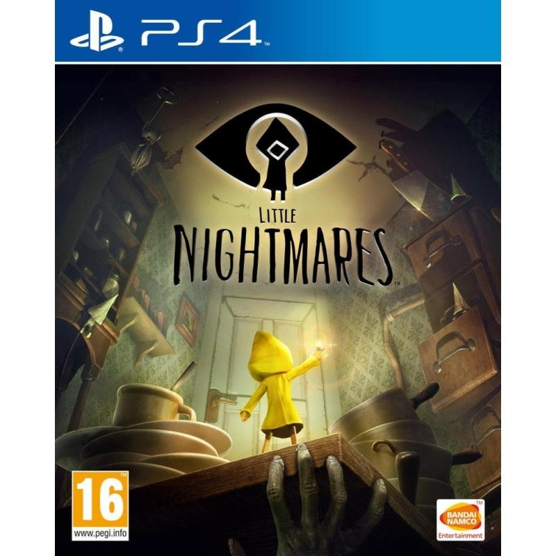 Little Nightmares (PS4)(használt)
