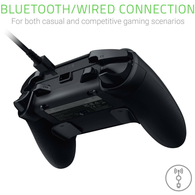 Razer Raiju Tournament Edition 2019 PS4/PC Controller - Fekete (RZ06-02610400-R3G1)