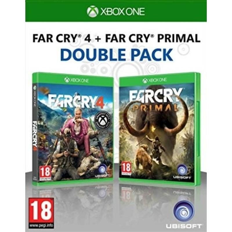 Far Cry 4 + Far Cry Primal