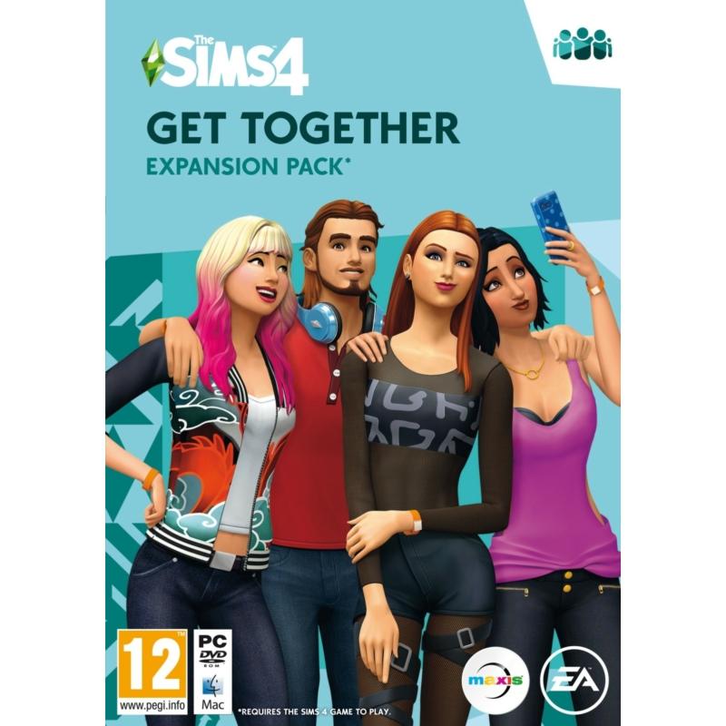 The Sims 4 Get Together kiegészítő csomag