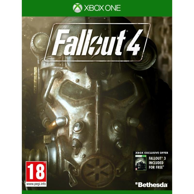 Fallout 4 + Fallout 3 letöltőkód