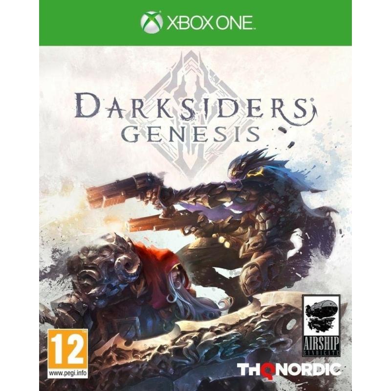 Darksiders Genesis (Xbox One)