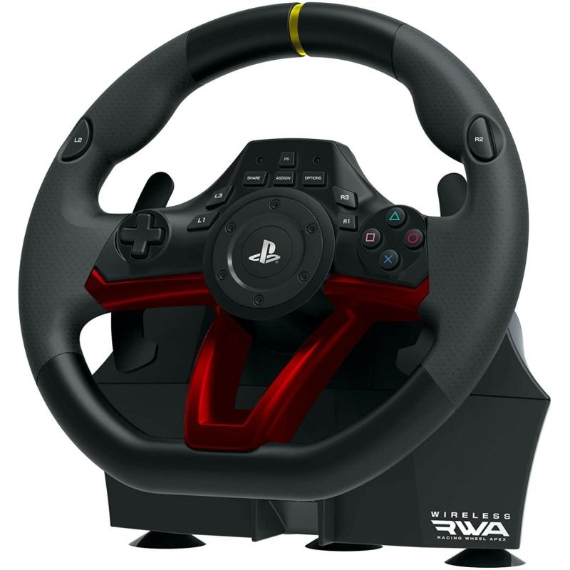 Hori Wireless RWA Racing Wheel Apex