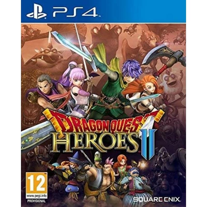 Dragon Quest Heroes II (PS4) (használt)