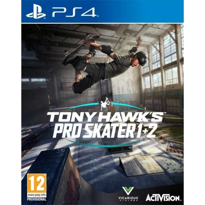 Tony Hawk Pro Skater 1-2 (PS4)