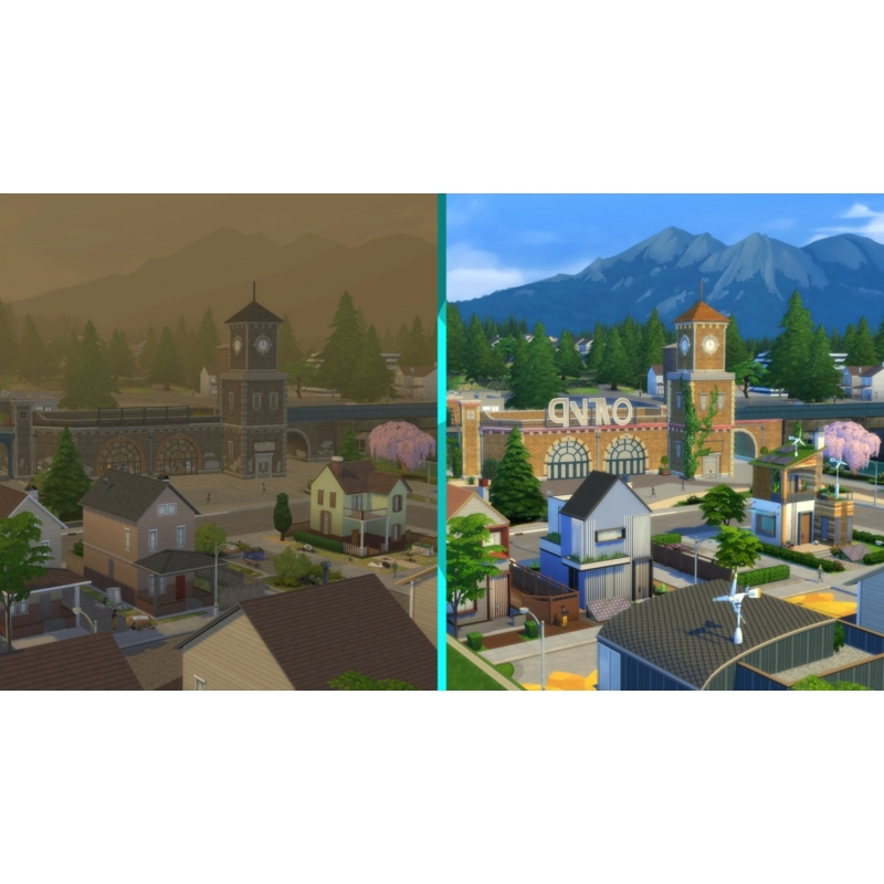 The Sims 4 Eco Lifestyle kiegészítő csomag