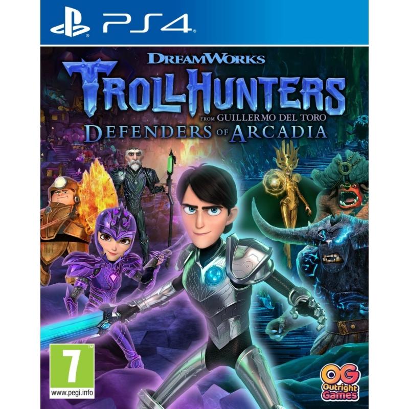 Trollhunters: Defenders of Arcadia (PS4)
