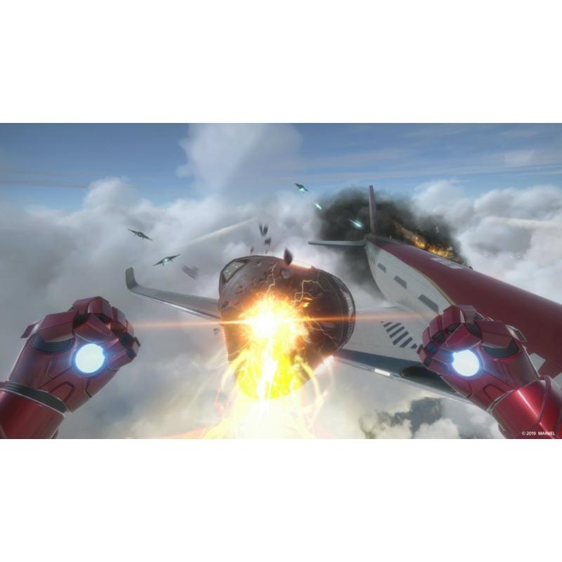Marvel's Iron Man VR (PS4)