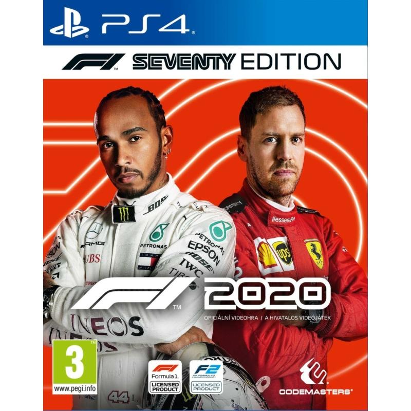 F1 2020 Seventy Edition (PS4)