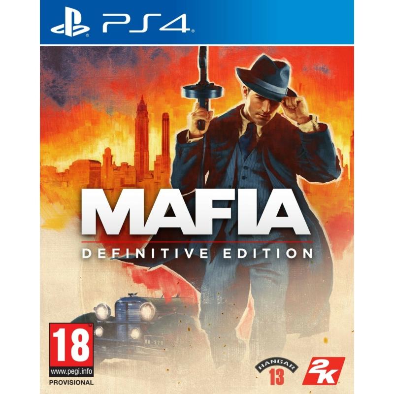Mafia Definitive Edition (Xbox One)