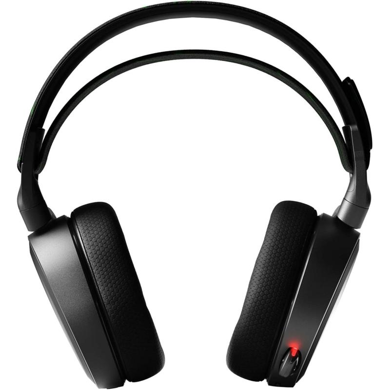 SteelSeries Arctis 9X Wireless Gaming Headset - Fekete (61483)