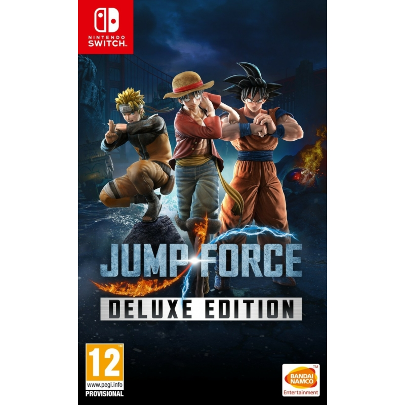 Jump Force (Switch)