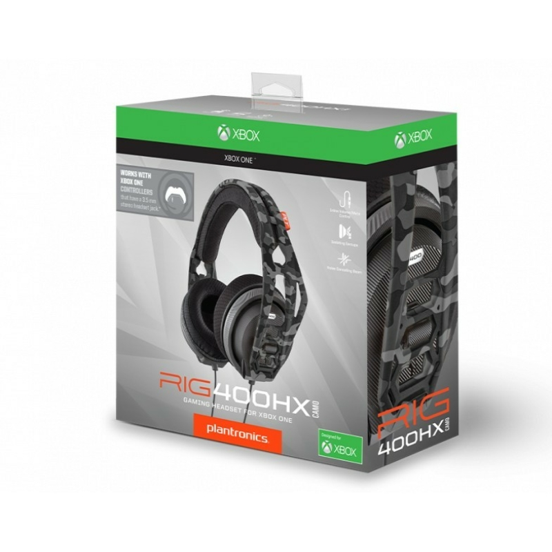 Nacon RIG 400HX Headset Camo (Xbox One)