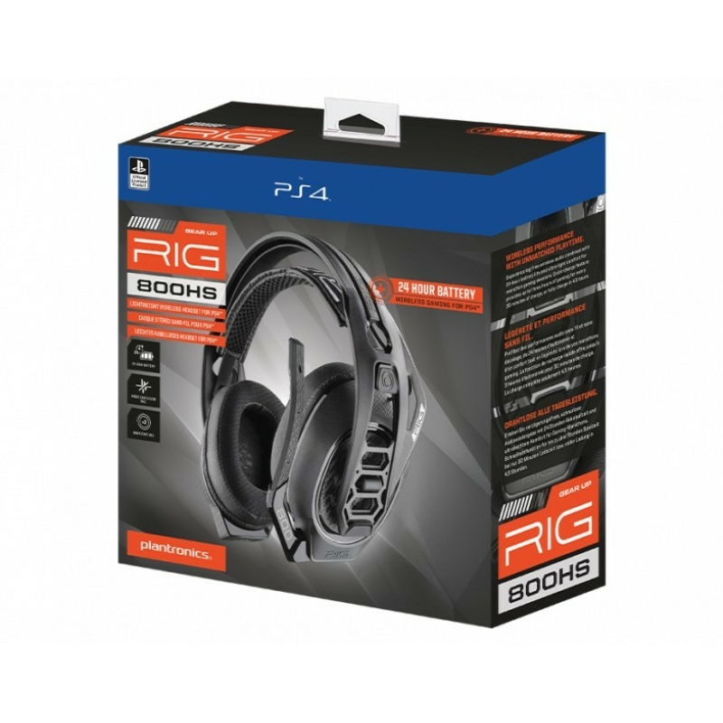 Nacon RIG 800HS Wireless Headset (PS4)