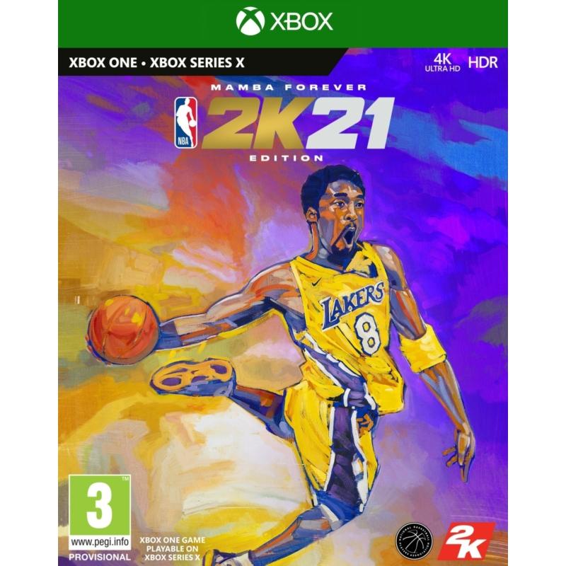 NBA 2K21 Mamba Forever Edition (Xbox One)