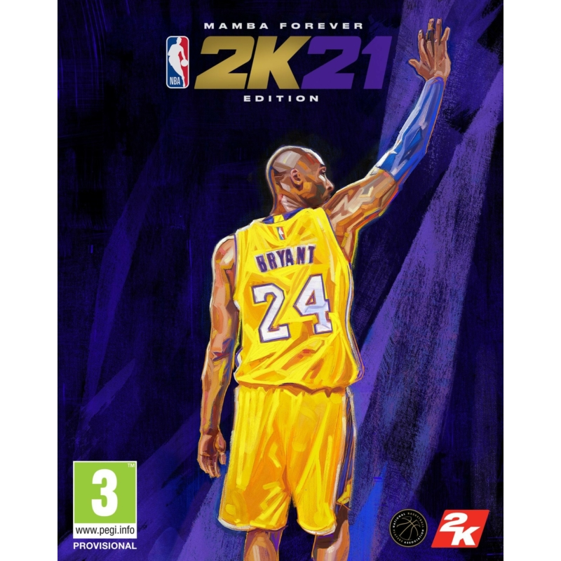 NBA 2K21 Mamba Forever Edition (PS5)
