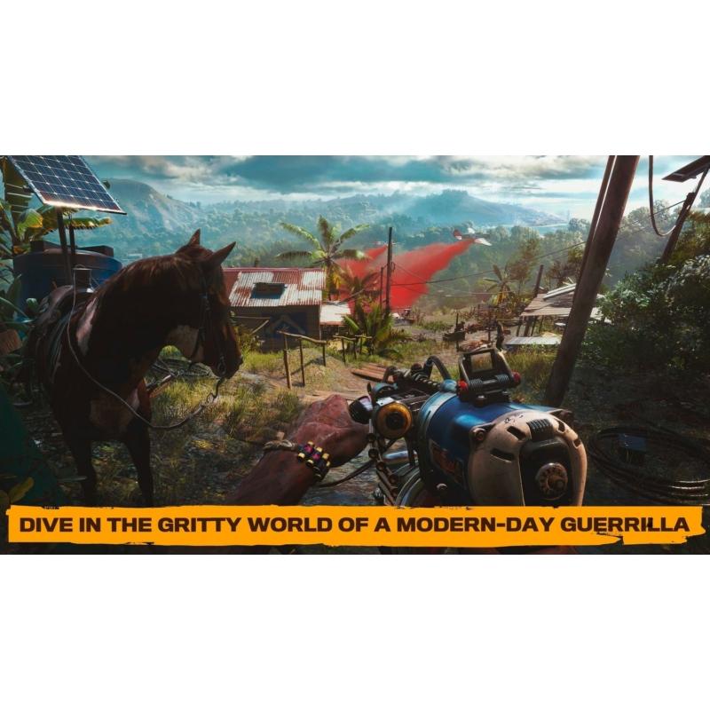 Far Cry 6 (PC) + előrendelői ajándék
